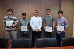 Computer Science 2016 Research Awards